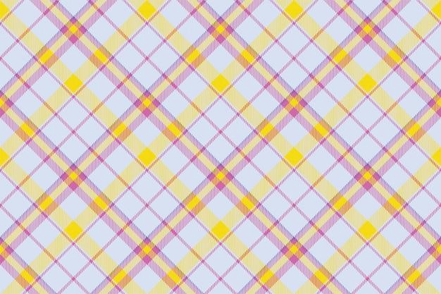 Fantasia scozzese scozzese senza cuciture. tessuto di fondo retrò. quadrato di colore vintage check geometrico.
