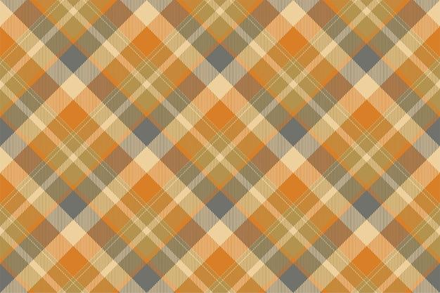 Scozzese scozzese scozzese senza cuciture. tessuto retrò. vintage check geometrico.
