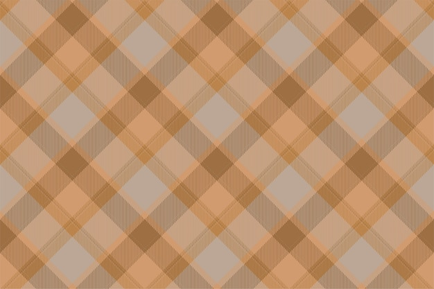 Tartan scozia seamless plaid pattern vettore. tessuto di sfondo retrò.