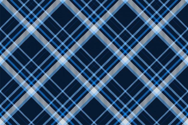 Vettore senza cuciture del modello del plaid di scozia scozzese.