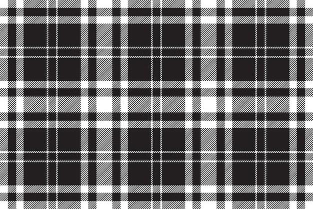 Fantasia scozzese senza cuciture. struttura geometrica quadrata di colore di controllo dell'annata.