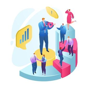 Strategia di lavoro di squadra, obiettivo di sviluppo aziendale