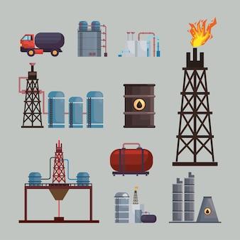 Dieci elementi di fracking
