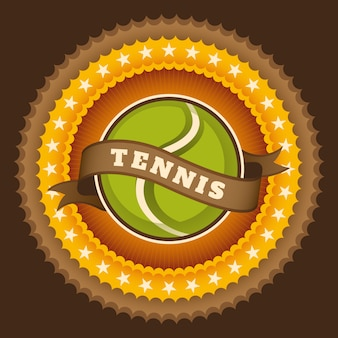 Tennis design di sfondo