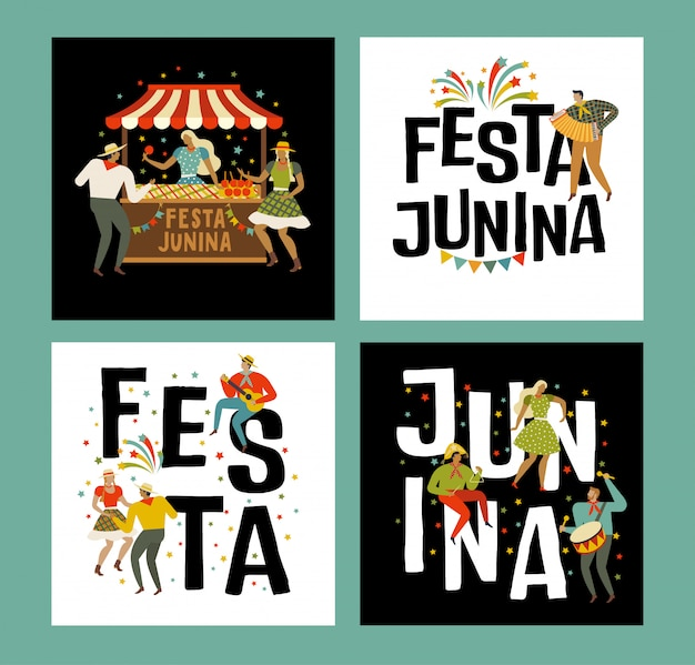 Tenda festa junina brazilian candy apple