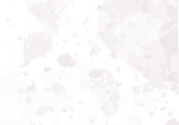 Modello astratto moderno di terrazzo. struttura grigia della pavimentazione italiana classica. fondo fatto di pietre, granito, quarzo, marmo, cemento. sfondo vettoriale alla moda in terrazzo veneziano