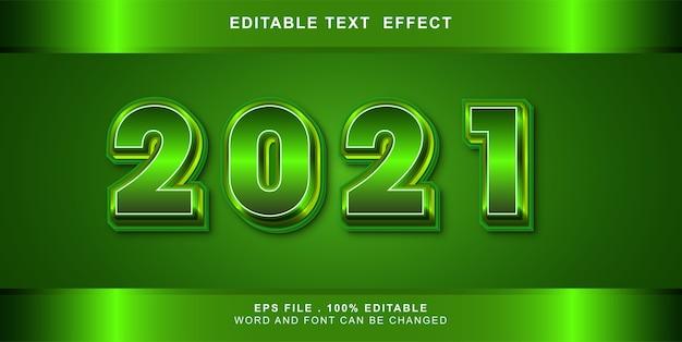 Illustrazione modificabile effetto testo