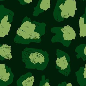 La trama delle macchie di leopardo. motivo leopardato per i tessuti.