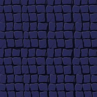 Texture pavimentazione in pietra illustrazione