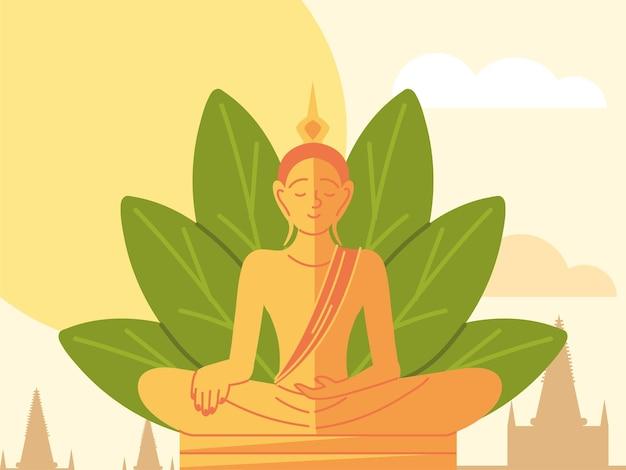 Thailandia buddha e palazzo