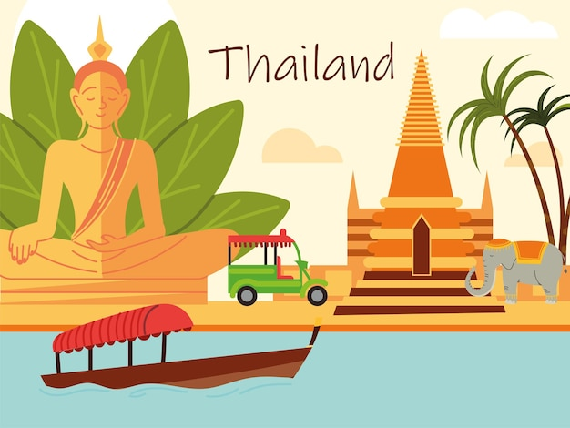 Scena culturale thailandese