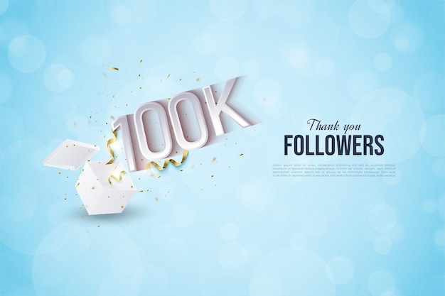 Grazie a 100k follower