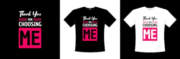 Grazie per aver scelto me tipografia tshirt design love romantic t shirt