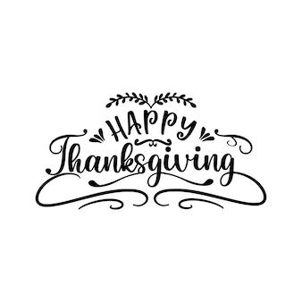 Citazioni di ringraziamento svg lettering disegno vettoriale