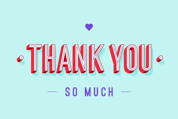 Giorno del ringraziamento. biglietto di auguri con testo giorno del ringraziamento su sfondo rosso.