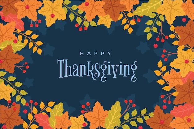 Stile di carta da parati del giorno del ringraziamento