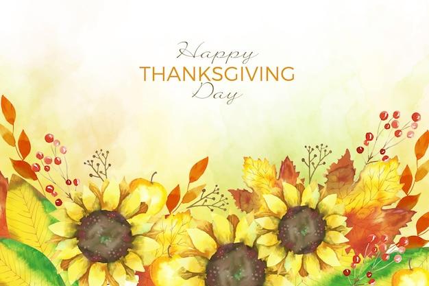 Carta da parati del giorno del ringraziamento