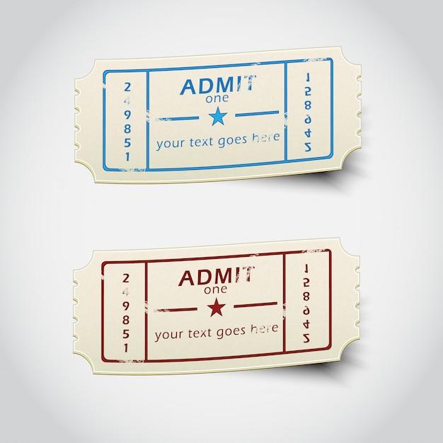 Il biglietto ammette uno