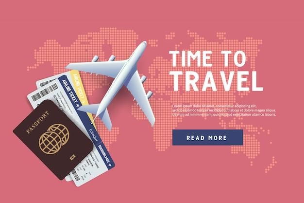 È tempo di viaggiare