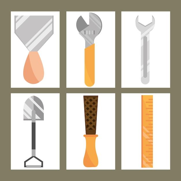 Set di attrezzature per utensili