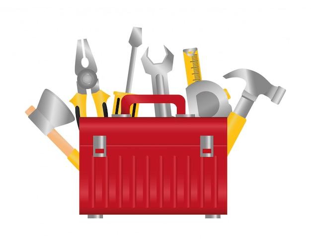Progettazione di strumenti. icona di birdcages. oggetto di decorazione concetto d'epoca, grafico vettoriale