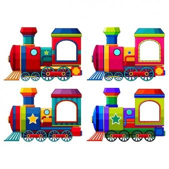 Treni giocattolo per i bambini