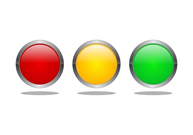 Simbolo del logo semaforo