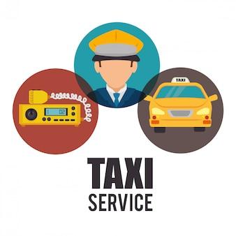 Progettazione del servizio di trasporto