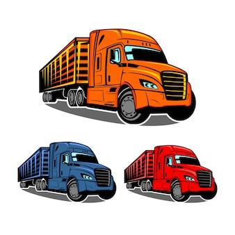 Camion di trasporto