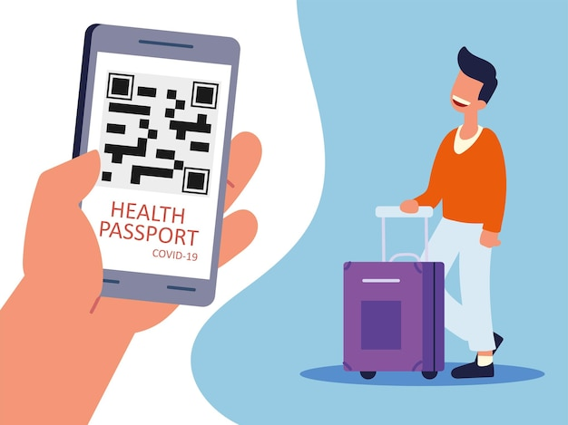 Passaporto sanitario da viaggio