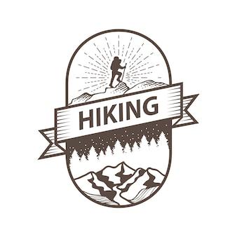 Viaggio e spedizione in montagna