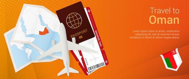 Viaggio in oman banner popunder