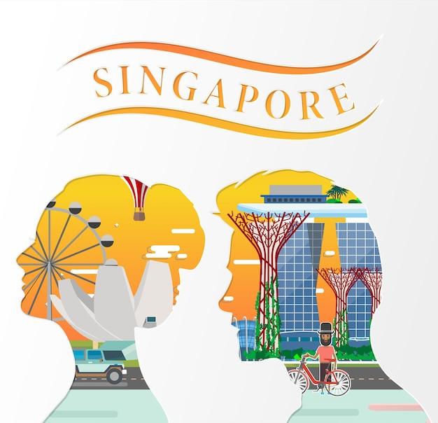 Viaggiare a singapore