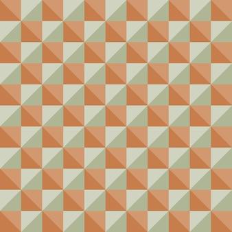 Modello a triangolo. sfondo semplice geometrico. illustrazione di stile creativo ed elegante
