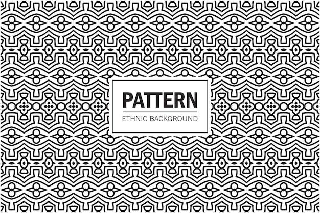 Modello senza cuciture tribale. design tessile boho. ornamento etnico geometrico.
