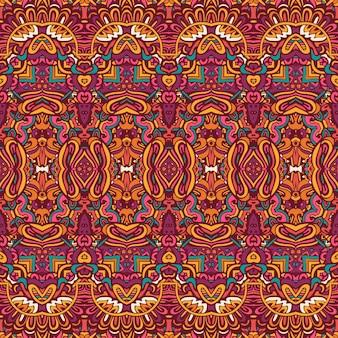 Tribale vintage astratto vettore geometrico etnico