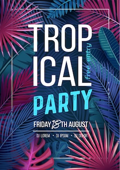Festa tropicale