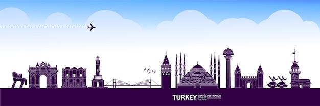 Turchia destinazione di viaggio grand