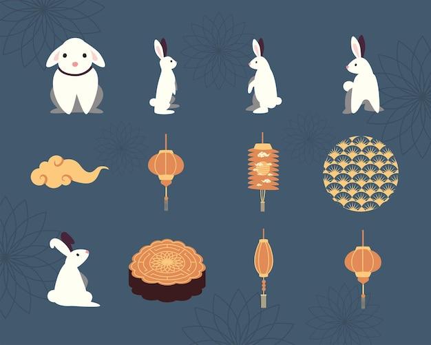 Dodici icone del festival autunnale