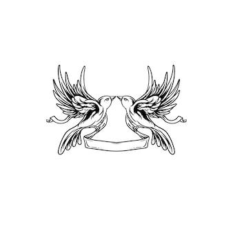 Gemello colibrì
