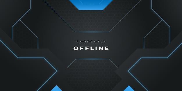 Twitch in background attualmente offline
