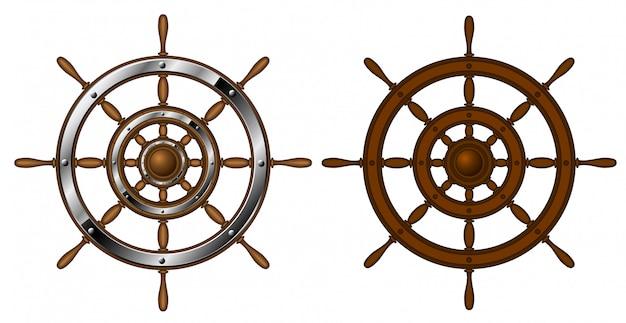 Due ruote sterzanti