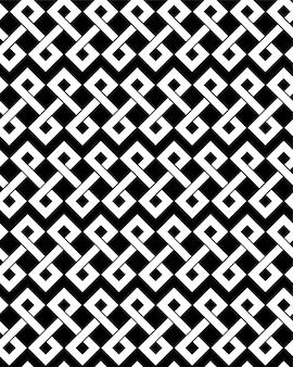 Motivi egiziani tipici assiri e greci chiave greca struttura geometrica araba arte islamica