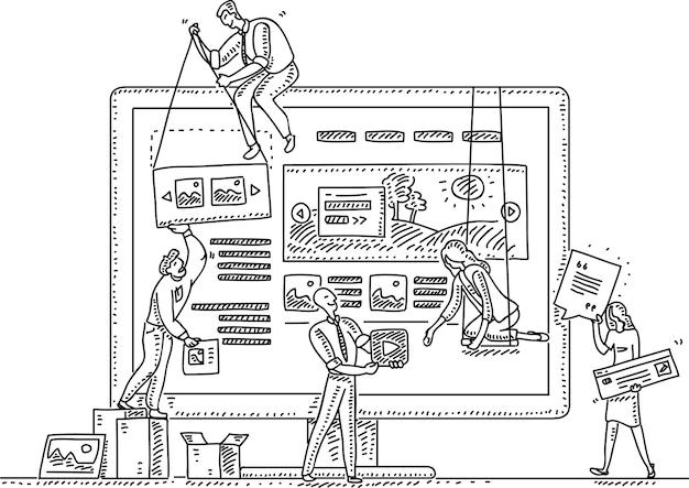 Progettazione e sviluppo del software dell'interfaccia utente