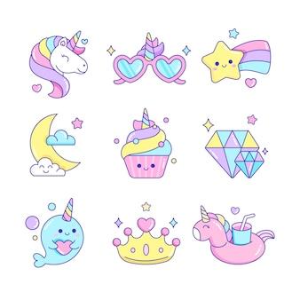 Icona dell'unicorno