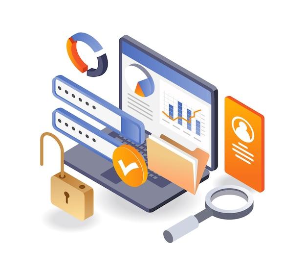 Sblocca la sicurezza dell'analisi dell'account personale
