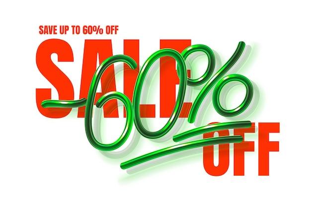 Fino a fuori vendita banner promozione flyer marketing etichetta vettore