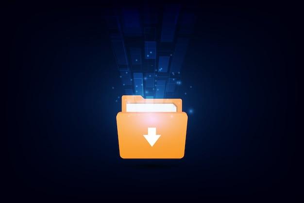 Carica e trasferisci dati
