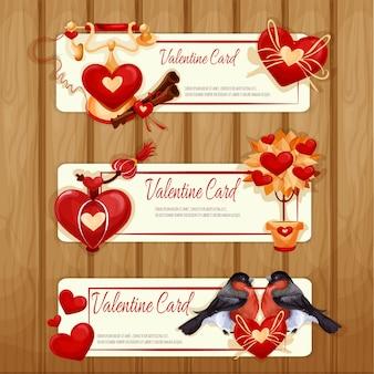 Carte di san valentino