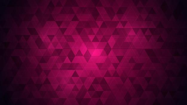 Fondo variopinto astratto di vettore creato da forme geometriche.